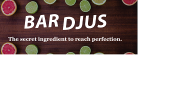 BAR DJUS: Exhibiting at the Takeaway Innovation Expo