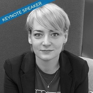 Iwona Dobek: Speaking at the Hotel Tech Live