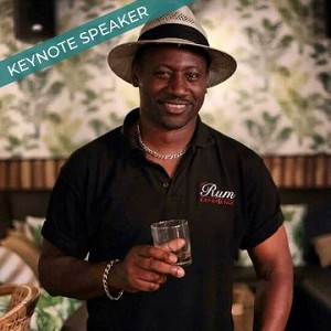 Ian Burrell: Speaking at the International Drink Expo