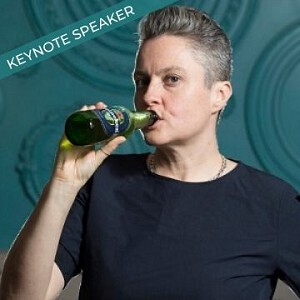 Laura Willoughby MBE: Speaking at the International Drink Expo